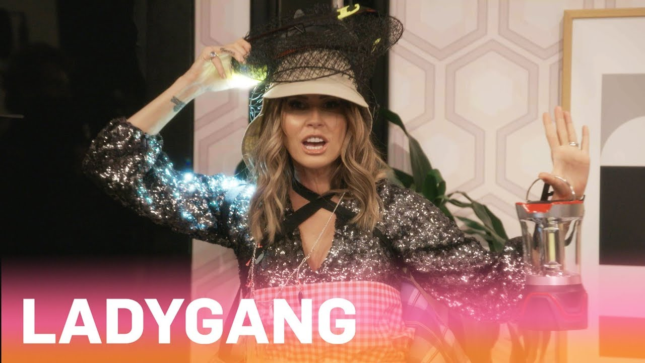 """LadyGang"" Gives Keltie the Campiest Met Gala Look Ever 