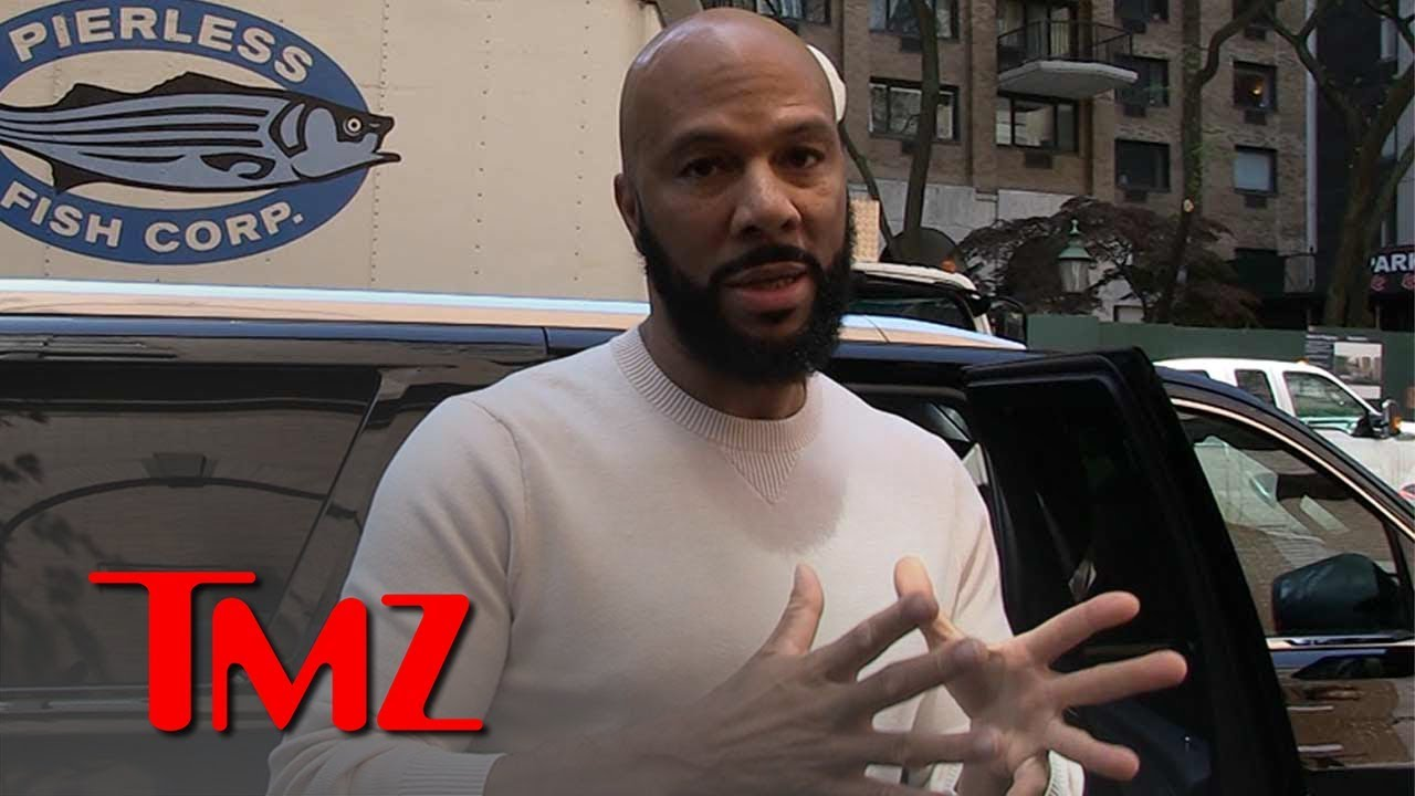 Common Hopes His New Book Helps Other Molestation Victims Heal | TMZ 4