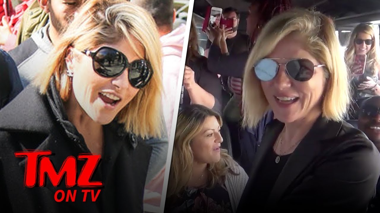 Selma Blair Entertains The TMZ Tour! | TMZ TV 2
