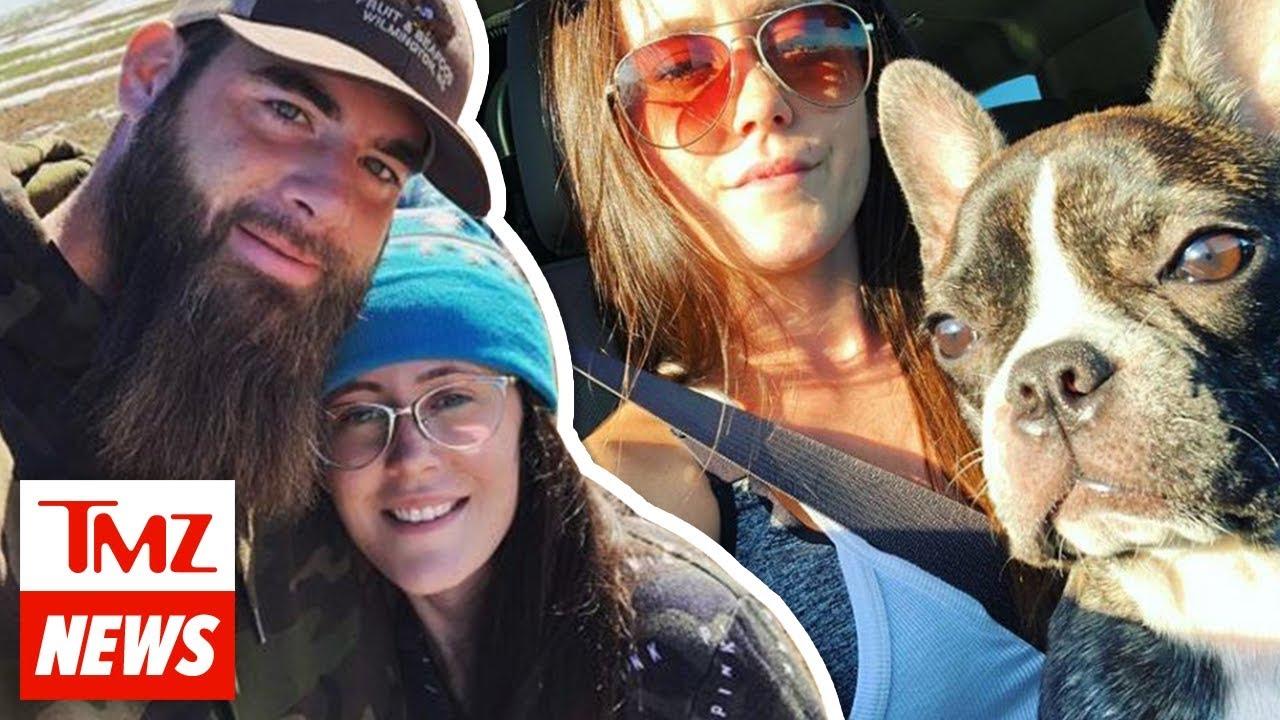 Jenelle Evans' Husband, David Eason, Killed Family Dog for Biting Daughter | TMZ NEWSROOM TODAY 1