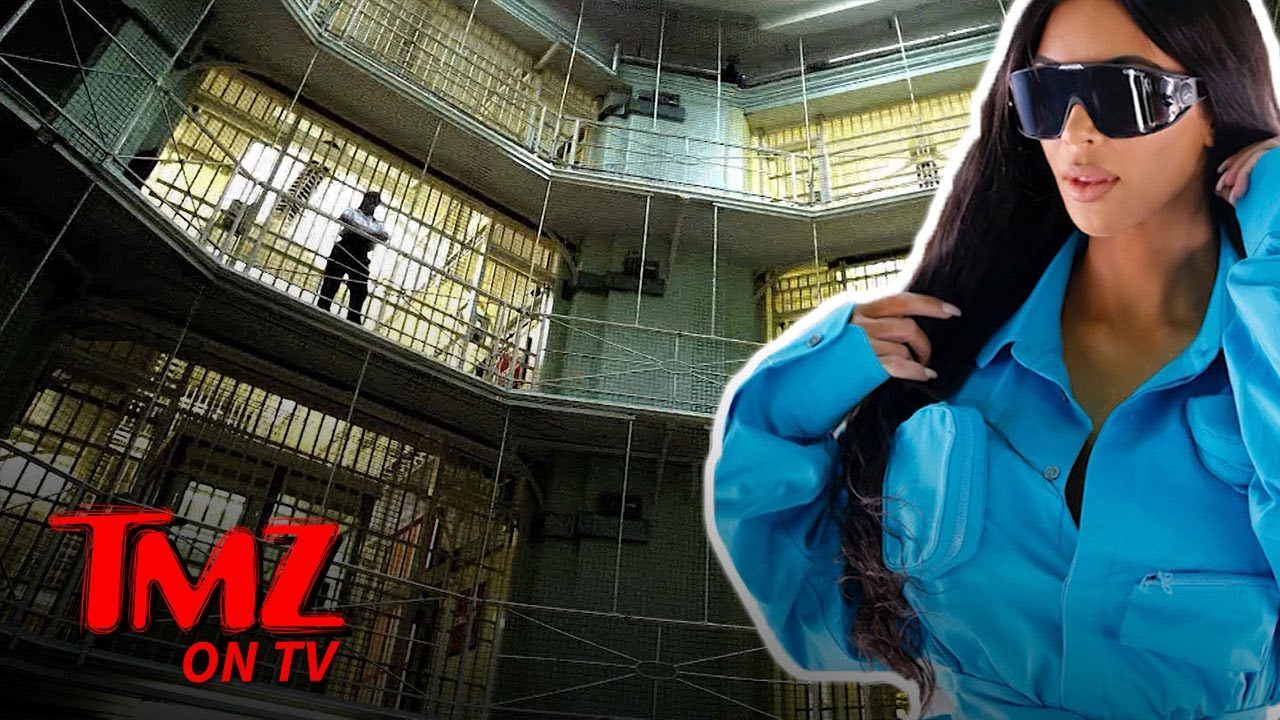Kim Kardashian Is Helping Free Inmates At An Amazingly High Rate | TMZ TV 5