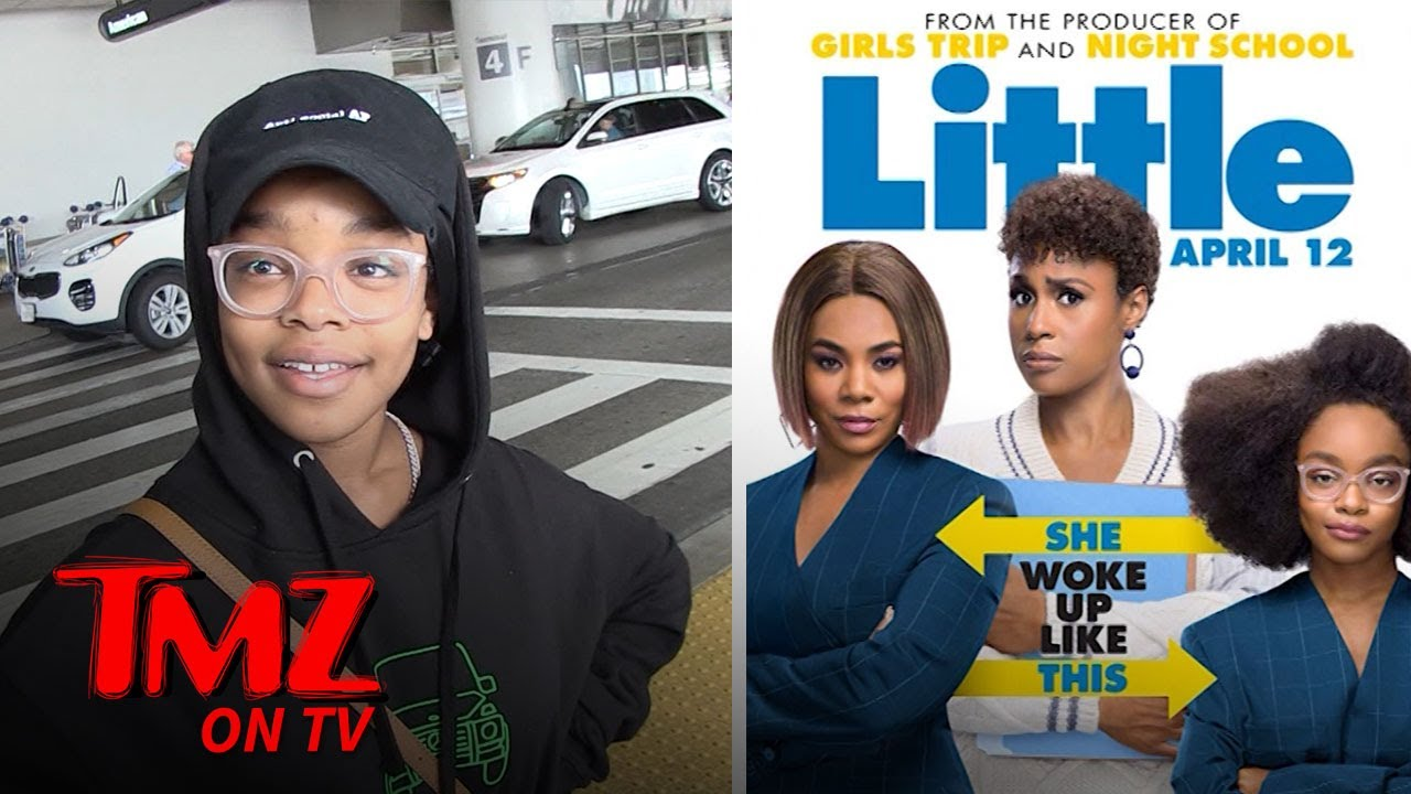 Actress Marsai Martin Says College Isn't On Her Radar | TMZ TV 1