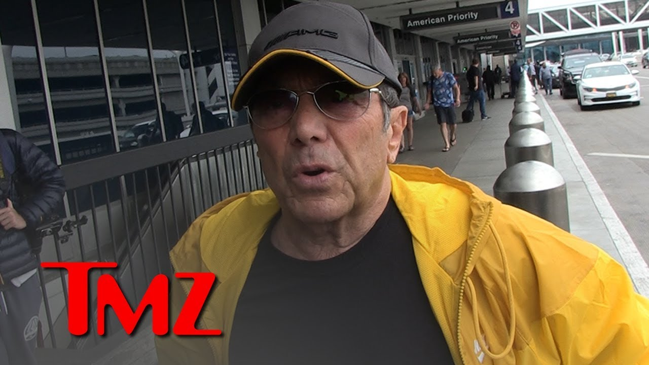 Paul Anka Has No Regrets About Michael Jackson Collabs | TMZ 2