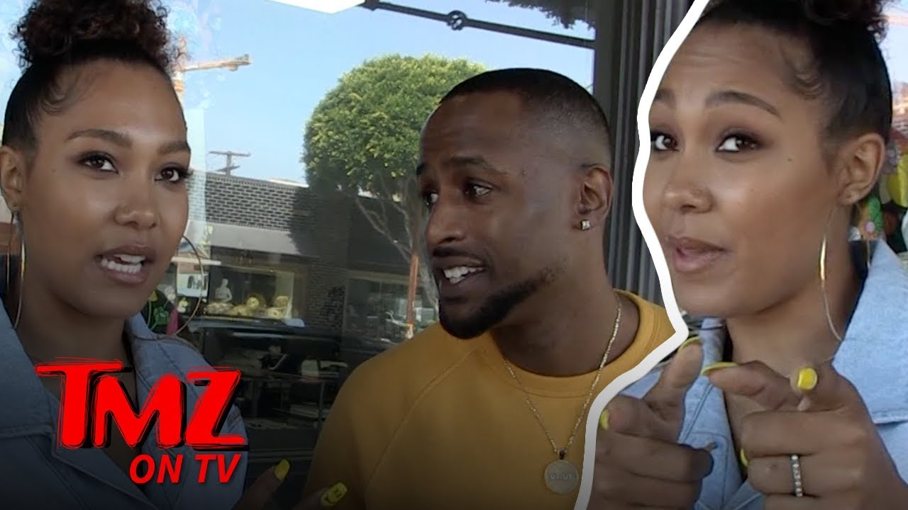 The Biggest Perk Of Being a Baller's Side Piece? See What Parker McKenna Posey Thinks! | TMZ TV 4
