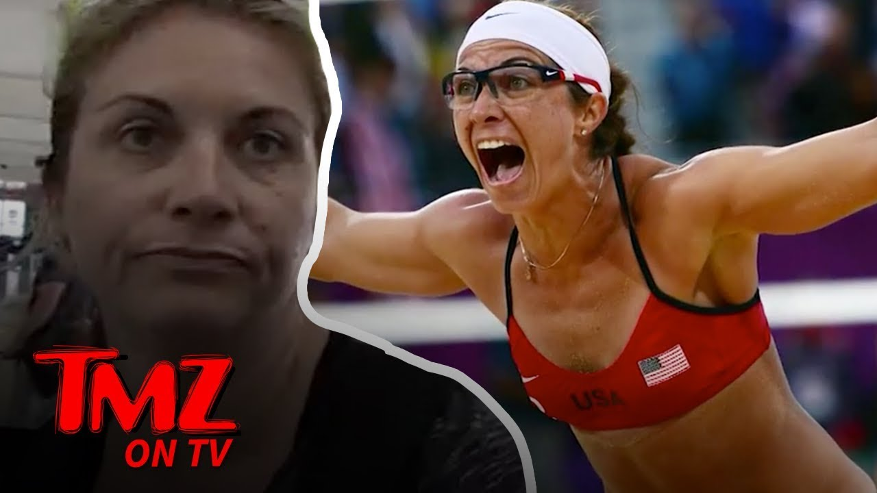 Misty May-Treanor Tells Us Her What's Her Fav Beach | TMZ TV 3
