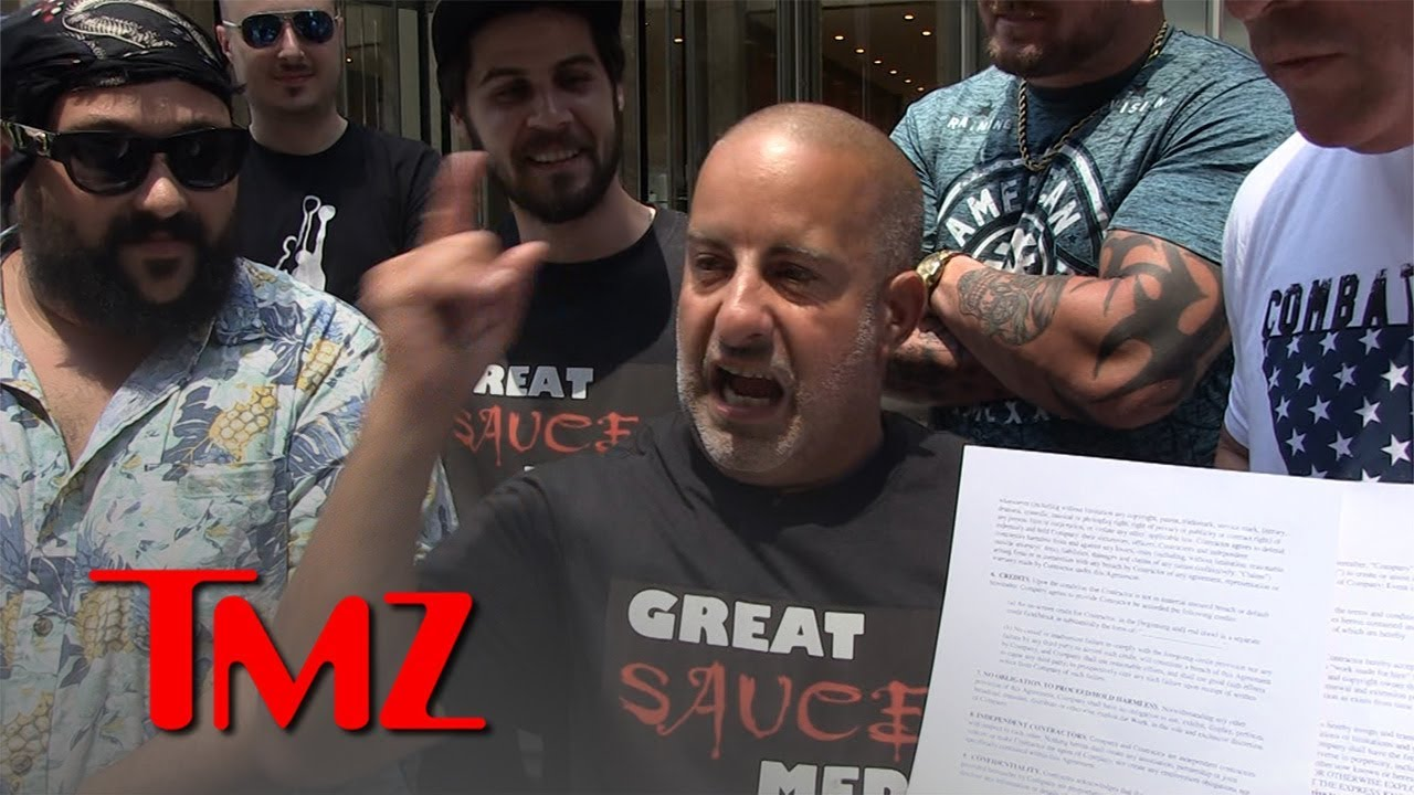 Bagel Boss Guy Chris Morgan Signs Deal to Fight Other Viral Celebs | TMZ 22