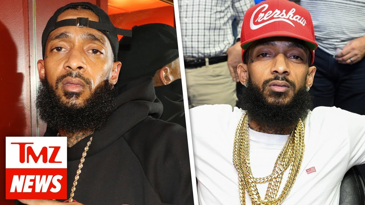 Nipsey Hussle Was Secretly Under Investigation for Alleged Gang Activity | TMZ NEWSROOM TODAY 2