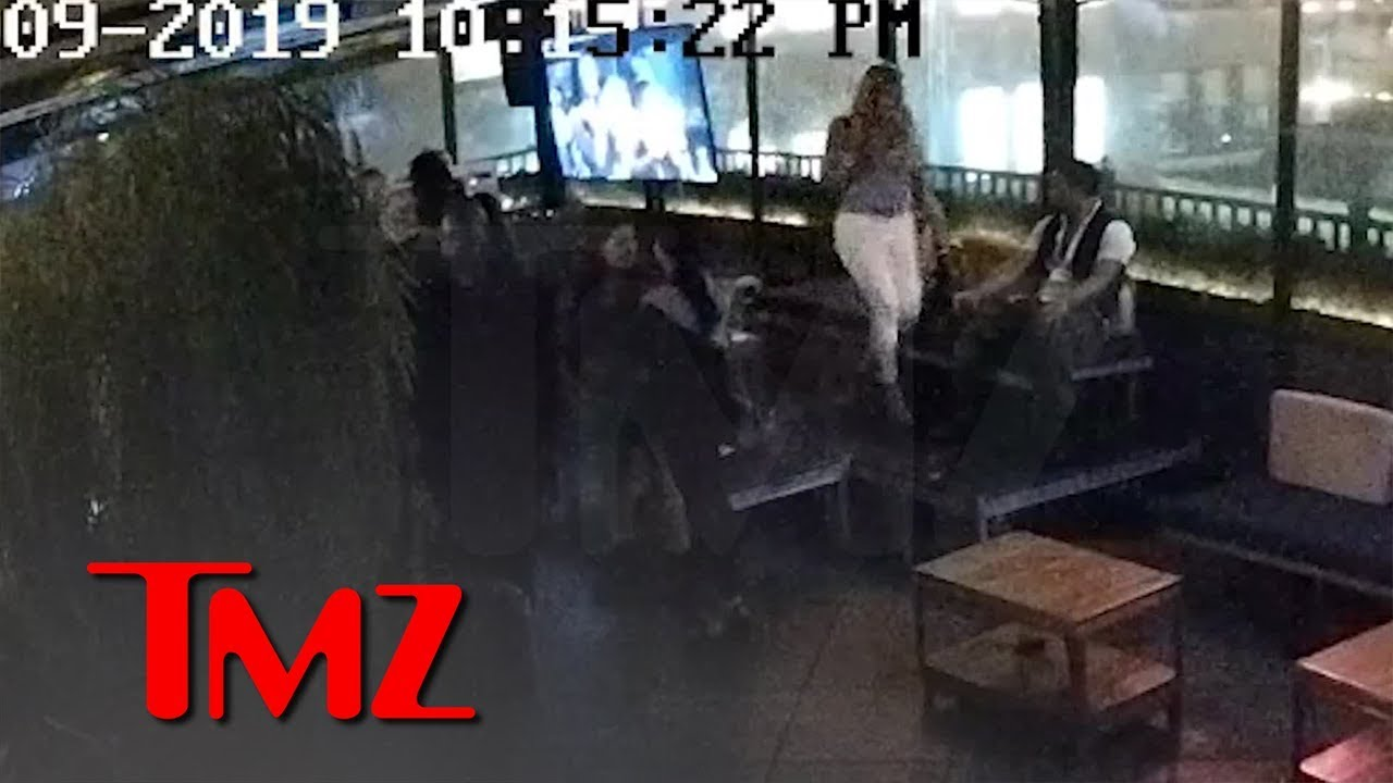 Surveillance Video Shows Cuba Gooding Jr. Put Hand on Accuser | TMZ 1