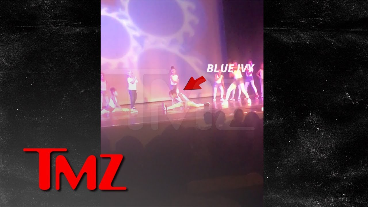 Blue Ivy is the Star at Debbie Allen Dance Recital | TMZ 4