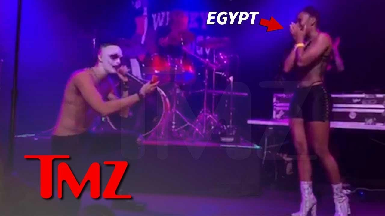 Treach & Pepa's Daughter Egypt Gets Engaged With Cameras Rolling | TMZ 5