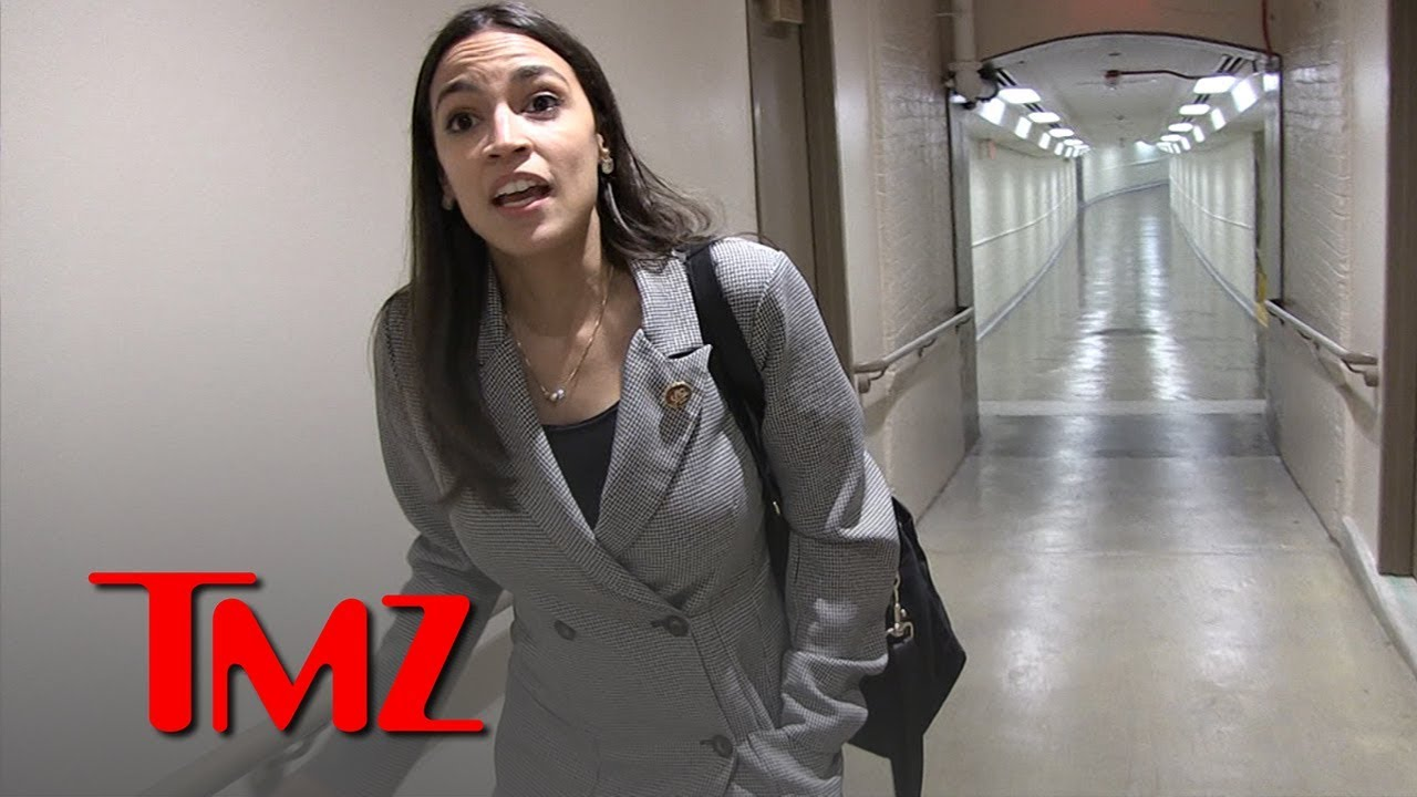Alexandria Ocasio-Cortez Says Dictionary Supports Concentration Camp Remark | TMZ 3