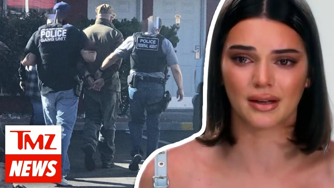 Kendall Jenner's Alleged Stalker Missing in Canada, Security on High Alert | TMZ NEWSROOM TODAY 1
