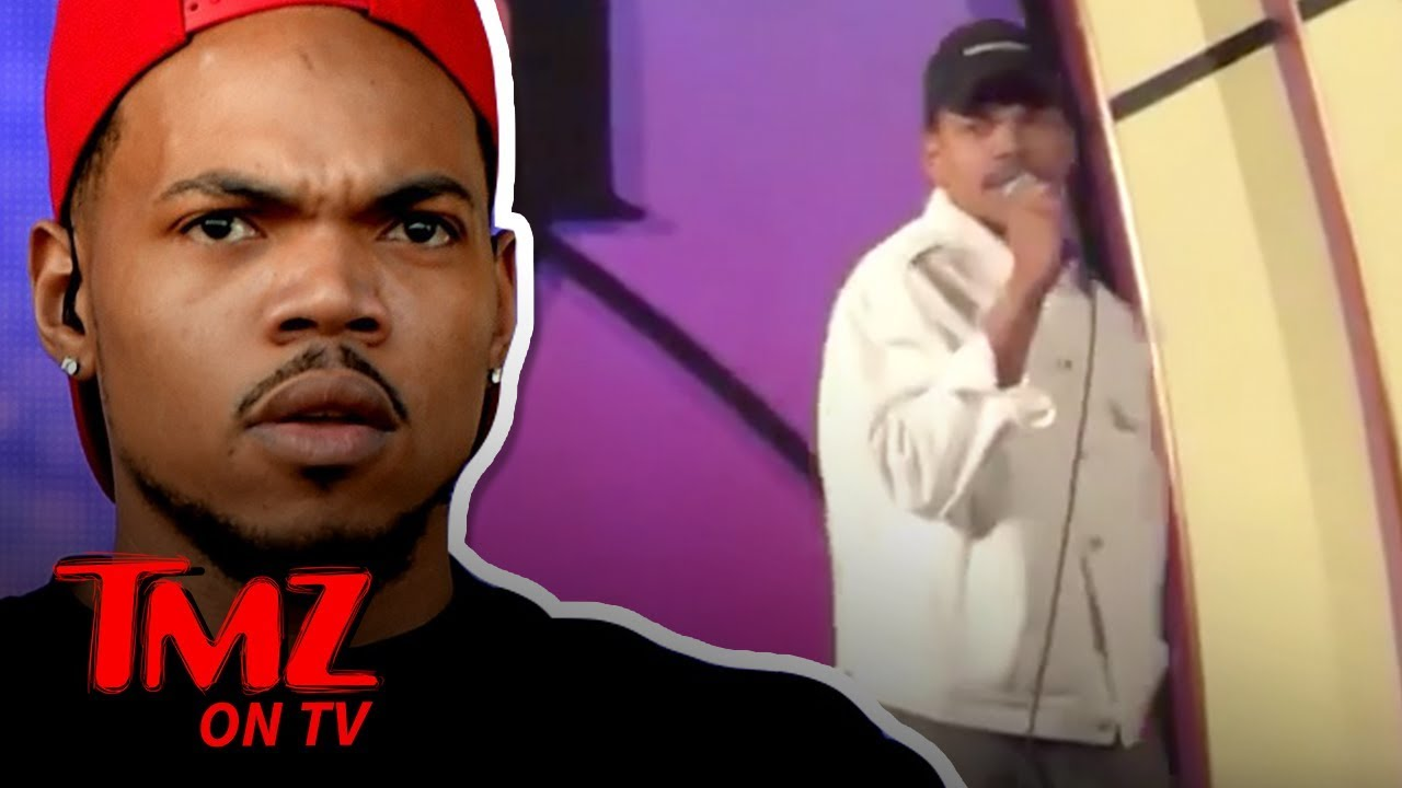 Chance the Rapper Takes a Chance at Stand Up | TMZ TV 2