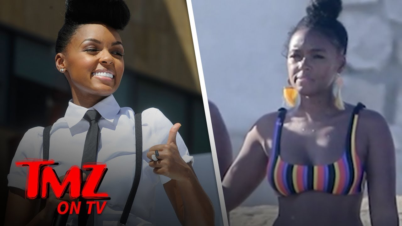 Janelle Monáe Has a Banging Body | TMZ TV 2