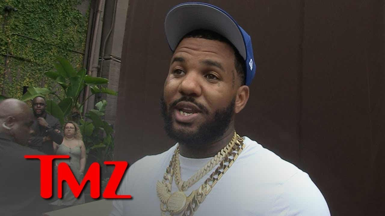 The Game Says 40 Acres and a Lambo Sounds About Right for Reparations | TMZ 3