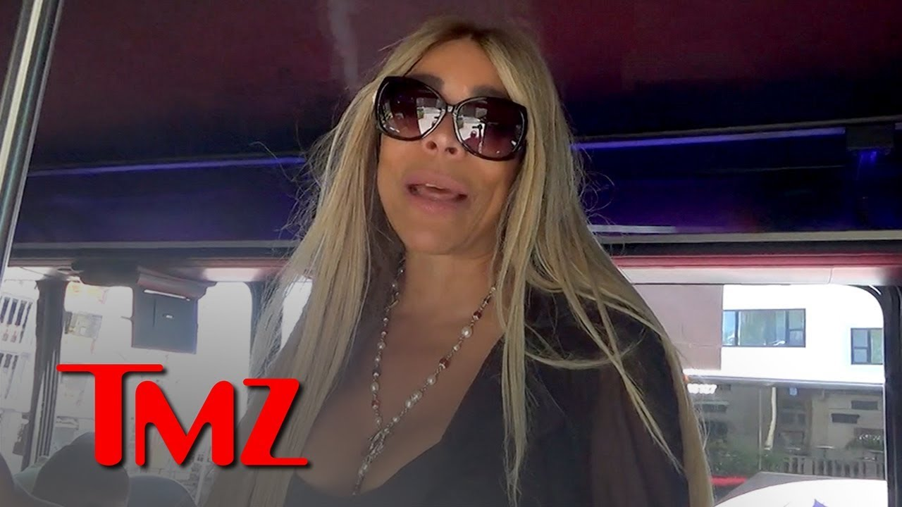 Wendy Williams Made a Cameo on the TMZ Celebrity Tour bus  | TMZ 5