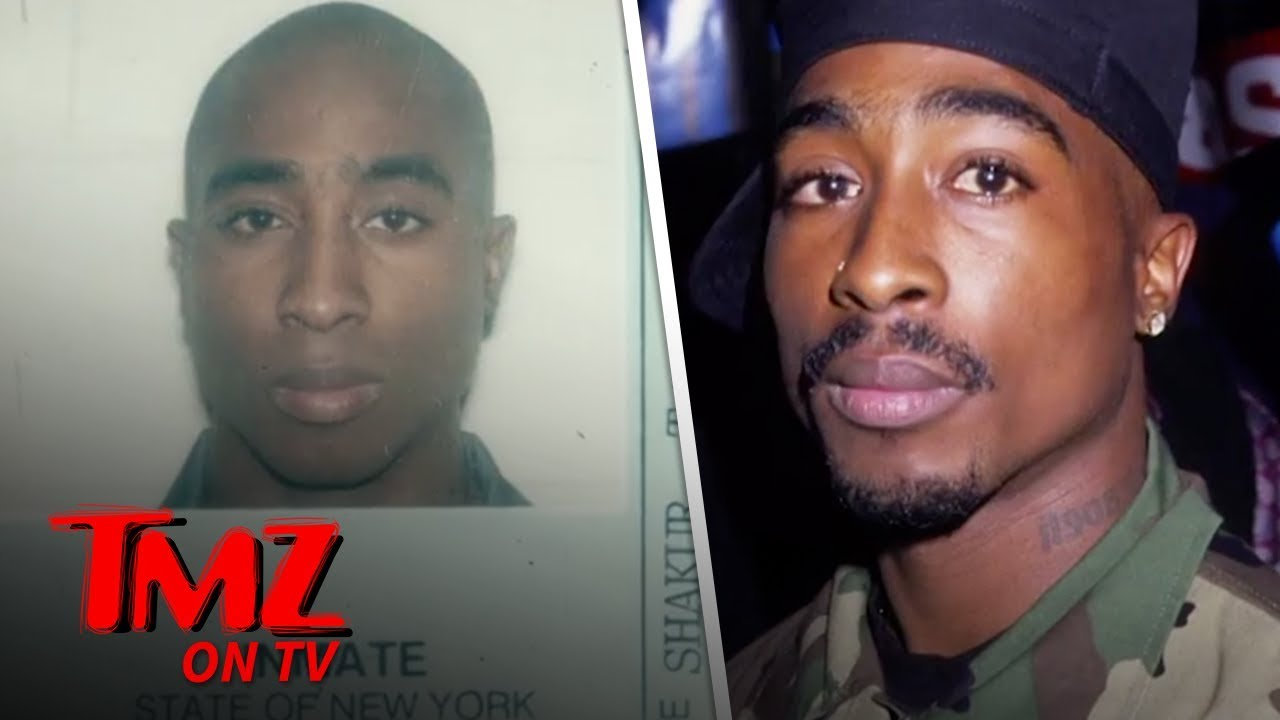 You Can Now Own 2Pac's Prison ID | TMZ TV 1