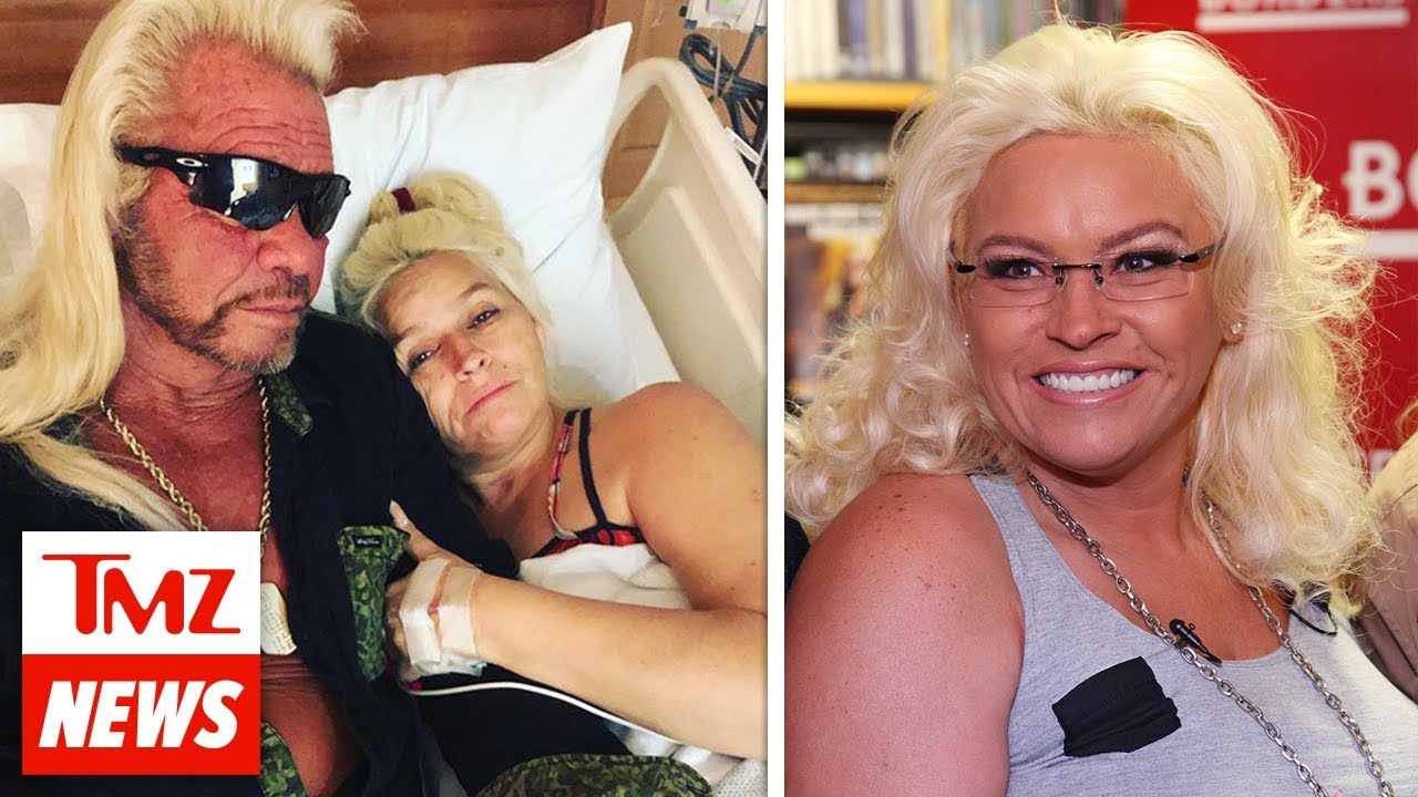 Dog the Bounty Hunter Speaks On Beth's Death, Says it Came Fast | TMZ NEWSROOM TODAY 2