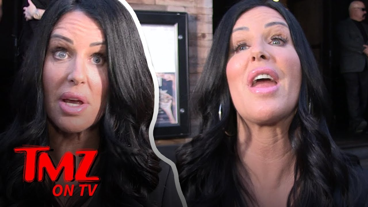 Patti Stanger Gives Us Advice On Taking Nudes | TMZ TV 3
