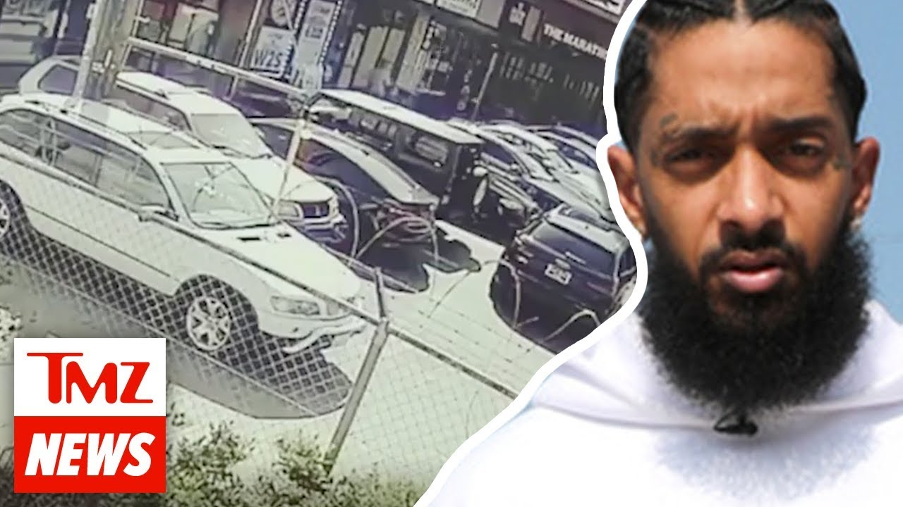 Getaway Driver in Nipsey Hussle Case Offered Police Protection | TMZ NEWSROOM TODAY 1