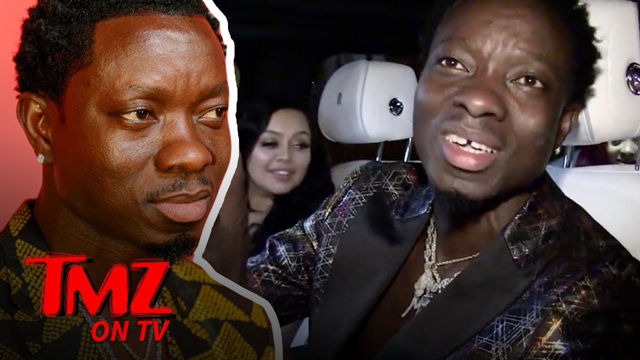 Michael Blackson Has a New Whip | TMZ TV 5