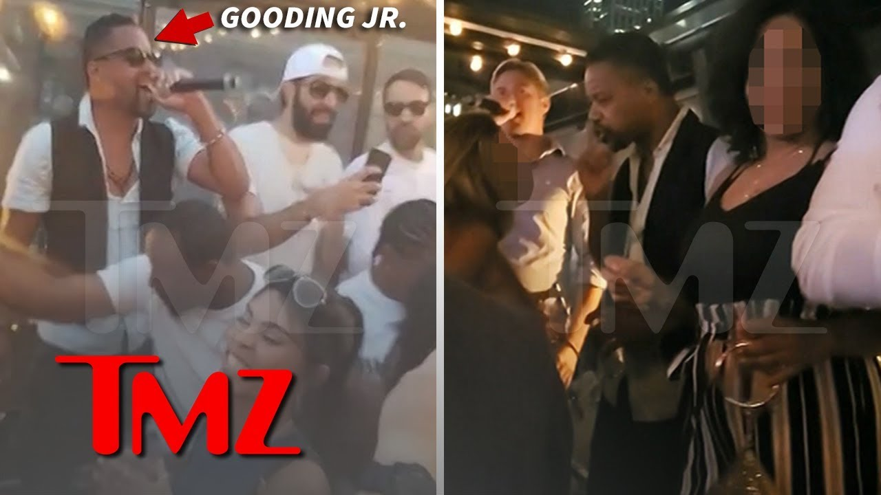 Cuba Gooding Jr. Investigated for Allegedly Groping Woman in NYC | TMZ 2