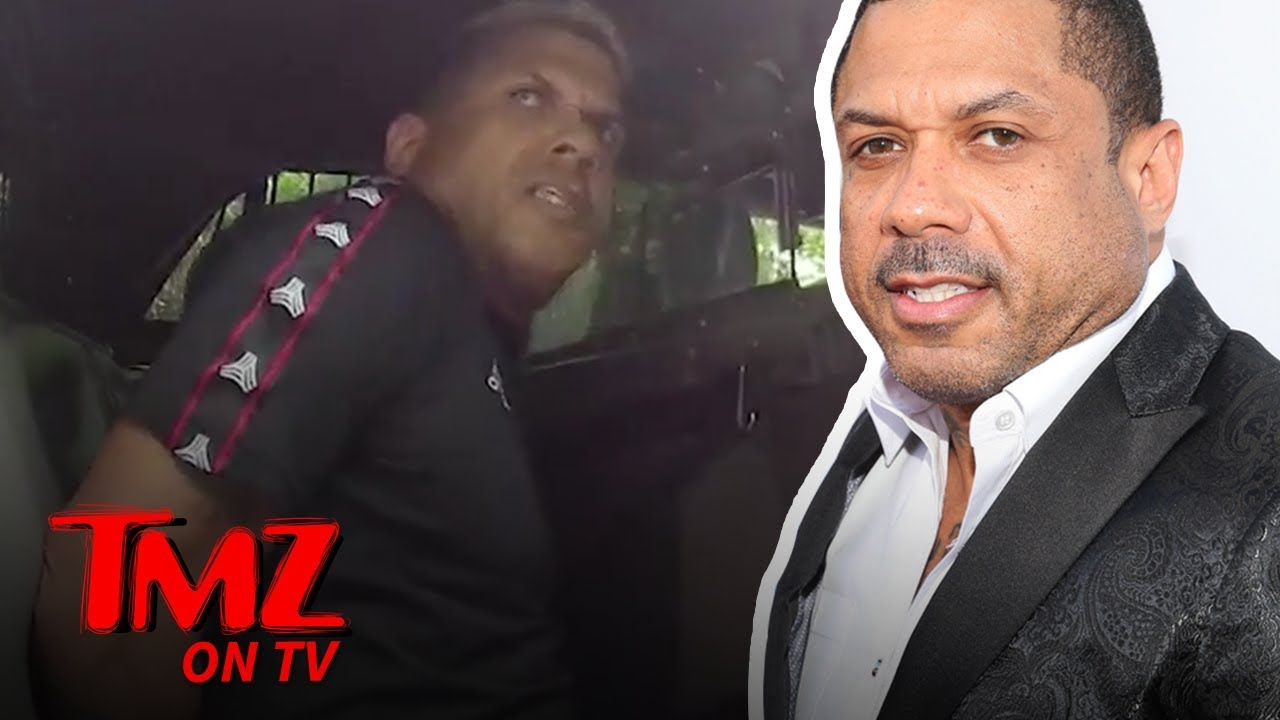 Ex-'L&HH' Star Benzino Goes Nuclear On Female Cop In Arrest Video | TMZ TV 3