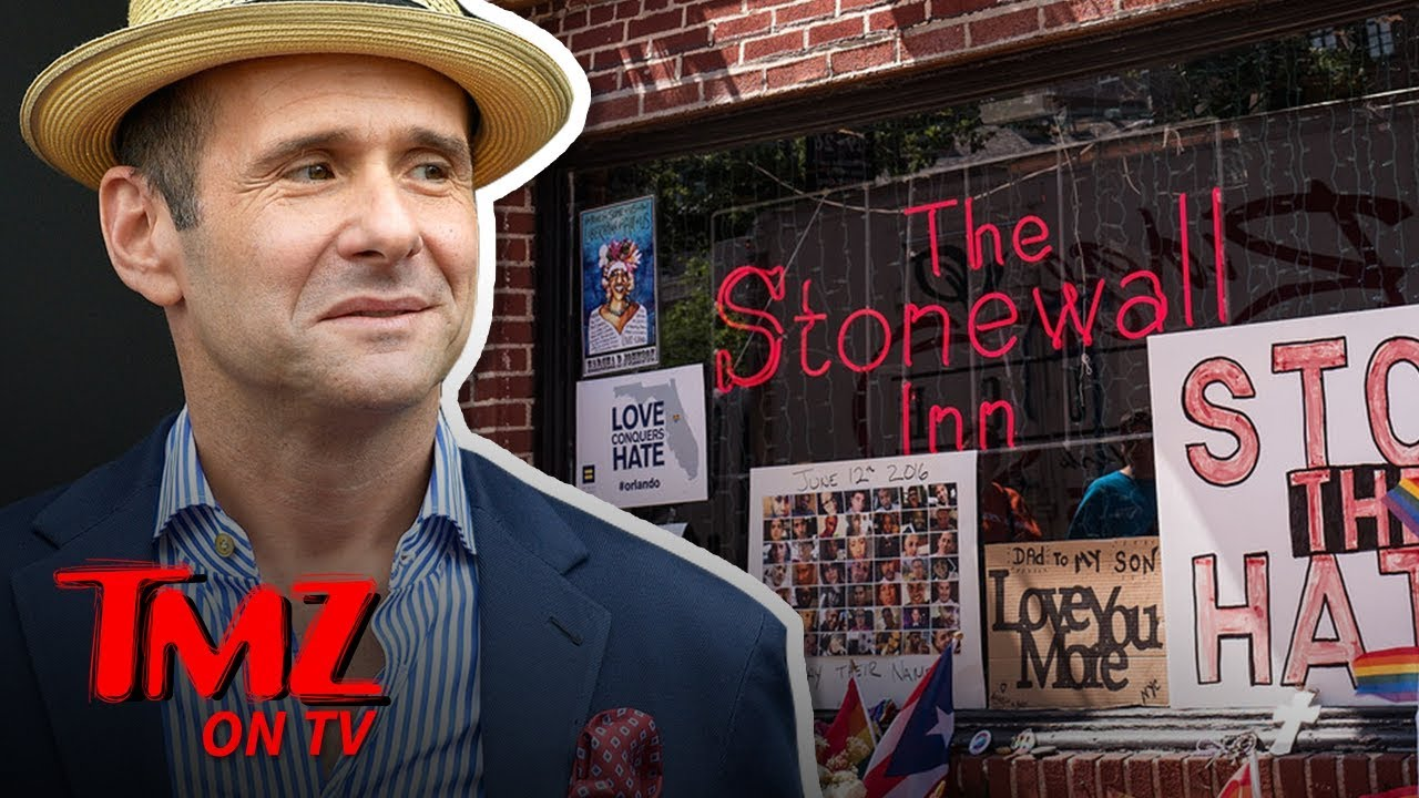 Max Mutchnick Has a Special Connection To The Stonewall Inn | TMZ TV 2
