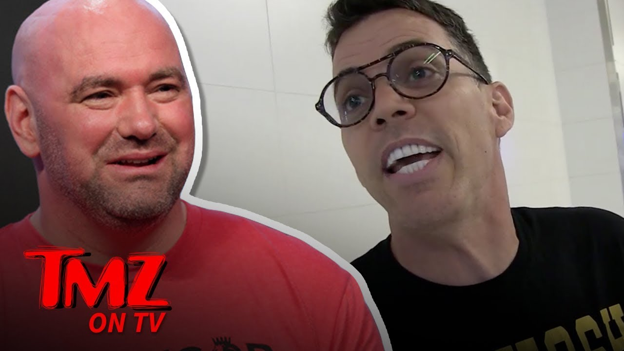 Steve-O Wants To Fight Justin Bieber | TMZ TV 4