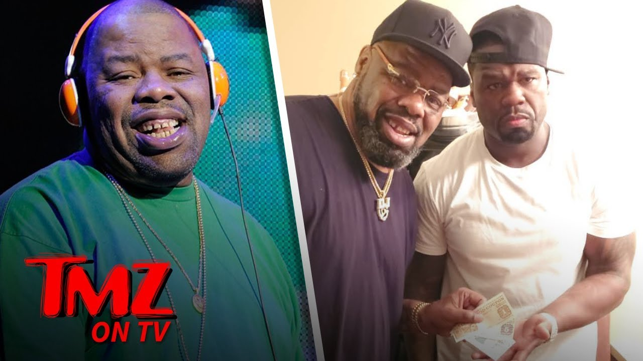 Hip Hop Legend Biz Markie Pays 50 Cent Back In Food Stamps | TMZ TV 5
