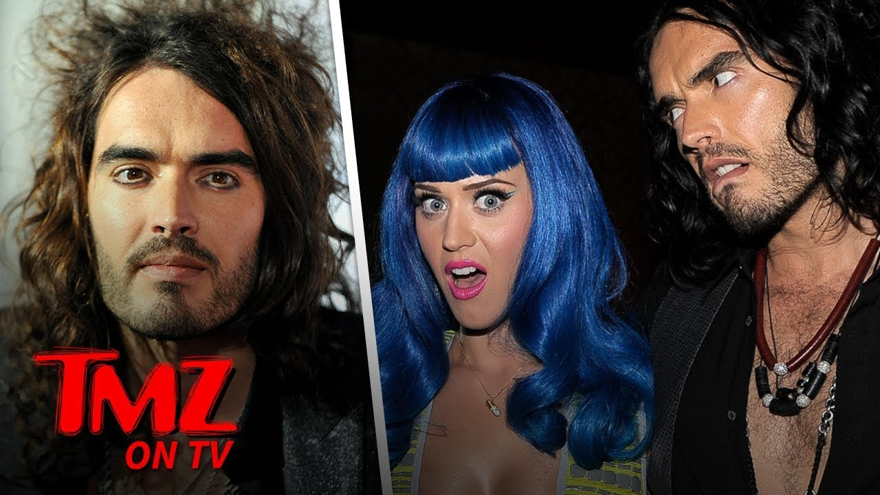 What Russell Brand Thinks about Ex Katy Perry Getting Married | TMZ TV 4