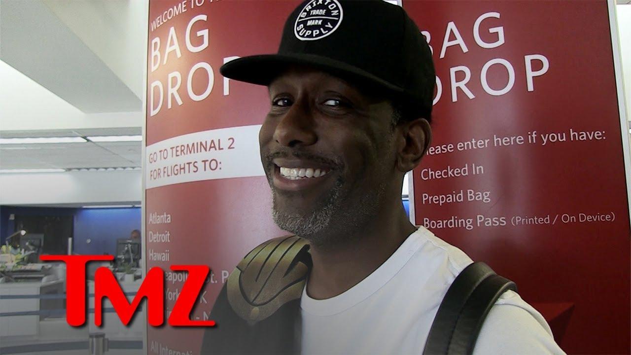 Shawn Stockman Predicts Lil Nas X Will At Least Tie Billboard Record | TMZ 2