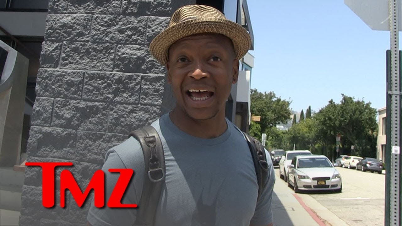 'Walking Dead' Star Lawrence Gilliard Jr. Says L.A. Earthquakes Signal the End | TMZ 3