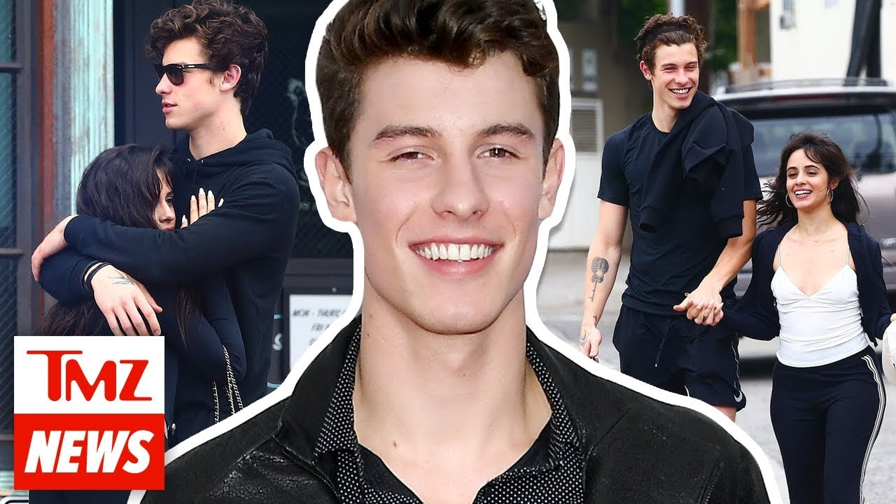 Shawn Mendes & Camila Cabello Hold Hands Amid Dating Rumors | TMZ NEWSROOM TODAY 4