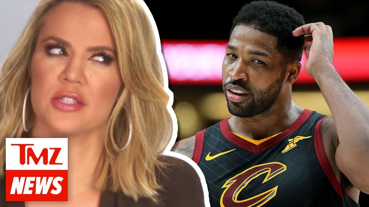 Khloe Kardashian Denies Claims She Cheated with Tristan Thompson | TMZ NEWSROOM TODAY 2