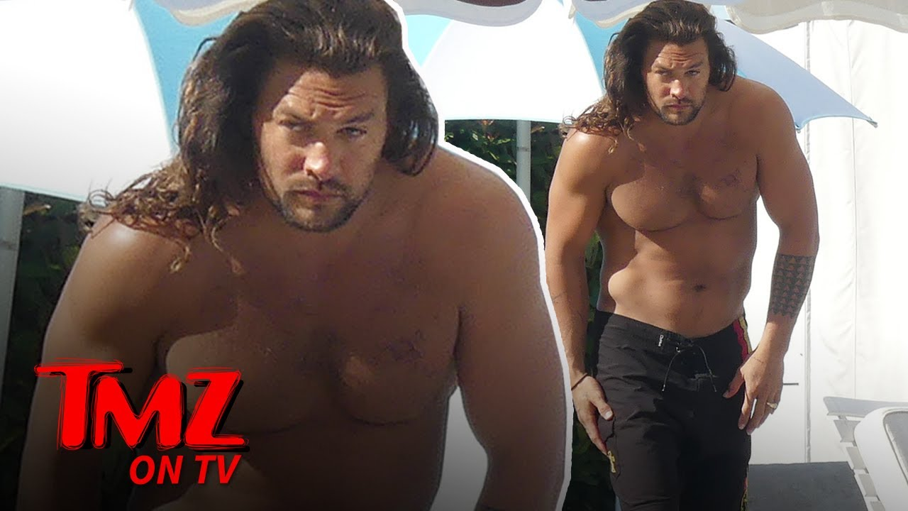 "Jason Mamoa's ""Dad Bod"" Puts All Others To Shame 