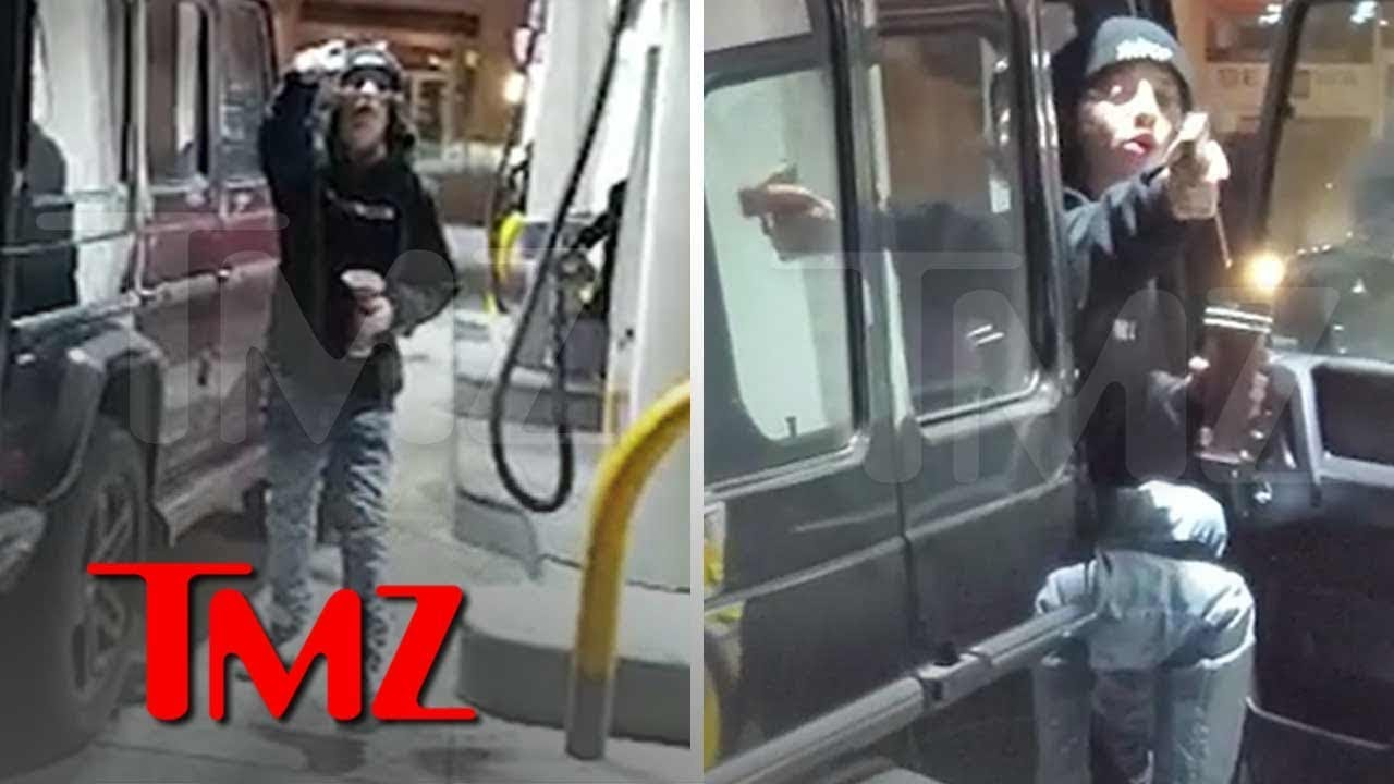 Lil Xan Pulls Gun on Man Taunting Him About Tupac 'Boring' Remark | TMZ 4