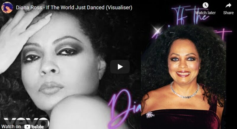 Diana Ross releases first new studio album in 15 years